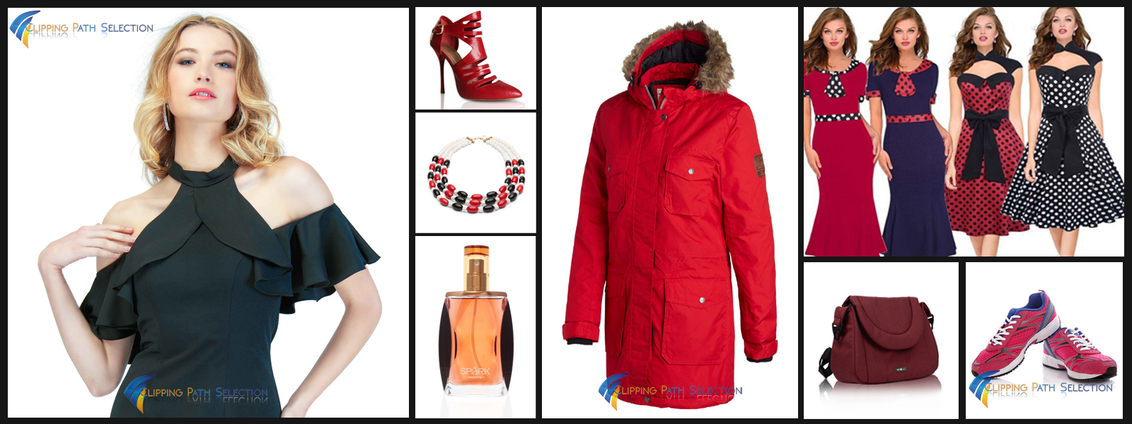 Clipping Path Selection Photo Editing